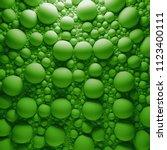 3d render abstract geometry...   Shutterstock . vector #1123400111