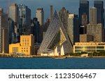 june 6  2018   new york  new...   Shutterstock . vector #1123506467