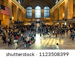june 5  2018  new york  new... | Shutterstock . vector #1123508399