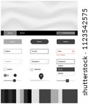 dark gray vector material...