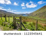 Scenic Mountain Valley In...