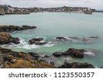 st ives  england   june 18  the ...   Shutterstock . vector #1123550357
