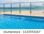 st ives  england   june 18 ...   Shutterstock . vector #1123553267
