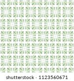 floral stylish seamless pattern.... | Shutterstock .eps vector #1123560671