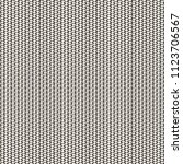 knitted cotton fabric.... | Shutterstock .eps vector #1123706567
