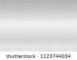 halftone pattern dots design... | Shutterstock . vector #1123744034