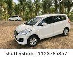 terengganu  malaysia  june 29 ... | Shutterstock . vector #1123785857