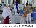 beziers  herault  france   june ...   Shutterstock . vector #1123790264
