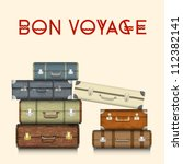 background,backpack,bag,briefcase,case,collection,design,front,grunge,hand,handle,holiday,illustration,isolated,journey