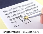 Should Health Insurers Be...