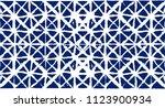 geo pattern  japanese kimono... | Shutterstock .eps vector #1123900934