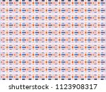 abstract texture   colored... | Shutterstock . vector #1123908317