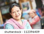 Beautiful Indian Woman In A...