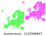 sketch europe letter text...   Shutterstock .eps vector #1123988897