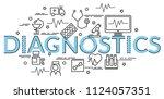 flat colorful design concept...   Shutterstock .eps vector #1124057351