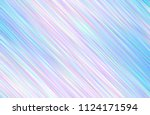 geometric pattern with slanted... | Shutterstock .eps vector #1124171594