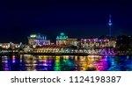 singapore   april 29  2018 ... | Shutterstock . vector #1124198387