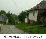 transylvania  romania   romania ...   Shutterstock . vector #1124229275