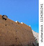 Small photo of Saint Catherine's Monastery - Sacred Monastery of the God-Trodden Mount Sinai. Egypt, Sinai Peninsula