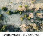 drone image. aerial view of... | Shutterstock . vector #1124293751