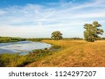 picturesque image of dutch... | Shutterstock . vector #1124297207