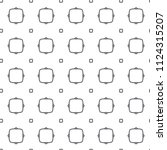 seamless vector pattern in... | Shutterstock .eps vector #1124315207