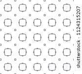 seamless vector pattern in... | Shutterstock .eps vector #1124315207