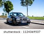 prague  czech republic   june...   Shutterstock . vector #1124369537
