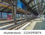 berlin  germany   apr 1  2016 ... | Shutterstock . vector #1124395874