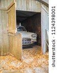 andijk  netherlands   june 30 ... | Shutterstock . vector #1124398001