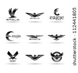 Eagle Silhouettes Vol 3.