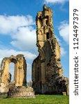 Ruins   Byland Abbey  Yorkshir...