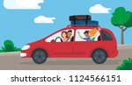 vector illustration of the... | Shutterstock .eps vector #1124566151