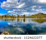Sprague Lake Rocky Mountains Colorado