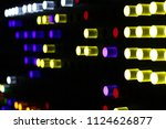 colored dots and points | Shutterstock . vector #1124626877