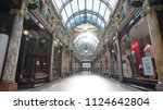 leeds  uk   june 26  2018 ... | Shutterstock . vector #1124642804