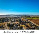 bay area aerial images santa... | Shutterstock . vector #1124649311