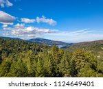 bay area aerial images santa... | Shutterstock . vector #1124649401