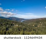 bay area aerial images santa... | Shutterstock . vector #1124649434
