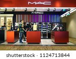 singapore   june 20  2018  mac... | Shutterstock . vector #1124713844