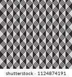 black and white graphic... | Shutterstock .eps vector #1124874191