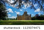 newbury  hampshire  uk   august ... | Shutterstock . vector #1125074471