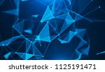 abstract digital background.... | Shutterstock . vector #1125191471