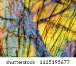 amazing colorful texture of... | Shutterstock . vector #1125195677