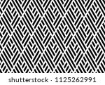 abstract geometric pattern with ... | Shutterstock .eps vector #1125262991
