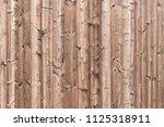 brown texture of a wooden...   Shutterstock . vector #1125318911