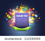 greeting card vector design