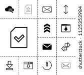 download icon. collection of 13 ...
