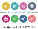 flat ui 8 color shopping cart   ...