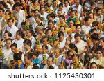 luang prabang  laos   april 16  ... | Shutterstock . vector #1125430301